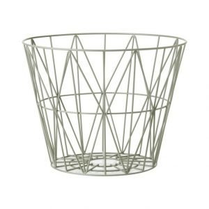 Ferm Living Wire Basket Kori L
