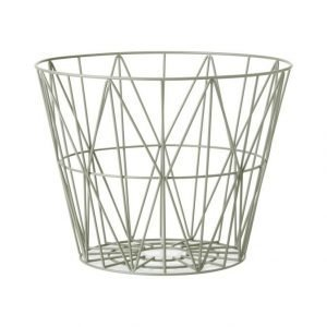 Ferm Living Wire Basket Kori S