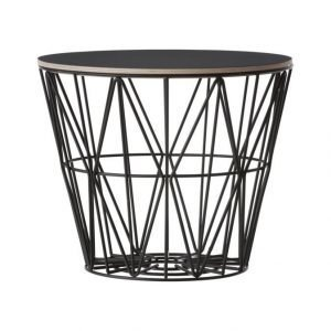 Ferm Living Wire Basket Kori + Wire Basket Korin Kansi
