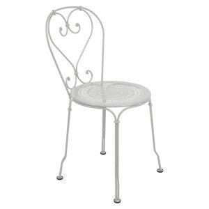 Fermob 1900 Tuoli Steel Grey