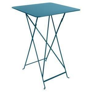 Fermob Bistro High Pöytä Turquoise 71x71 Cm