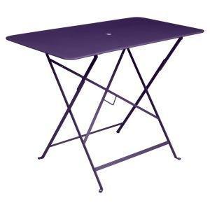 Fermob Bistro Pöytä Aubergine 97x57 Cm