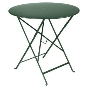 Fermob Bistro Pöytä Cedar Green Ø77 Cm