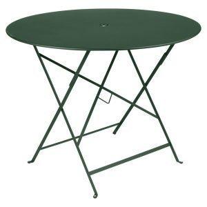 Fermob Bistro Pöytä Cedar Green Ø96 Cm