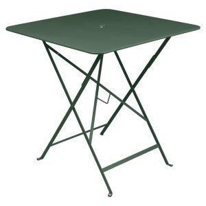 Fermob Bistro Pöytä Cedar Green 71x71 Cm