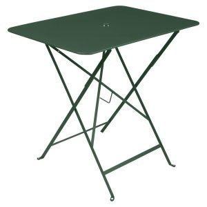 Fermob Bistro Pöytä Cedar Green 77x57 Cm