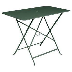 Fermob Bistro Pöytä Cedar Green 97x57 Cm