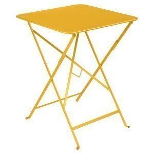 Fermob Bistro Pöytä Honey 57x57 Cm