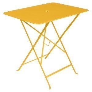Fermob Bistro Pöytä Honey 77x57 Cm