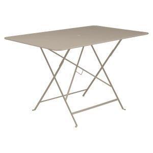 Fermob Bistro Pöytä Nutmeg 117x77 Cm
