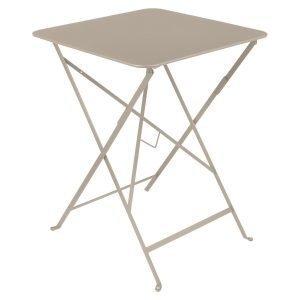Fermob Bistro Pöytä Nutmeg 57x57 Cm