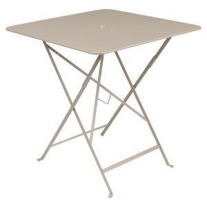 Fermob Bistro Pöytä Nutmeg 71x71 Cm