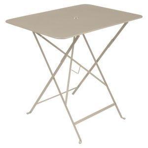 Fermob Bistro Pöytä Nutmeg 77x57 Cm