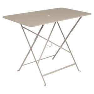 Fermob Bistro Pöytä Nutmeg 97x57 Cm