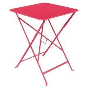 Fermob Bistro Pöytä Pink Praline 57x57 Cm