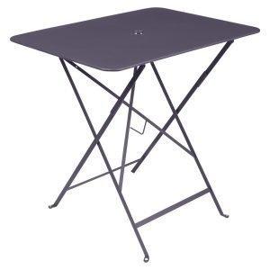 Fermob Bistro Pöytä Plum 77x57 Cm