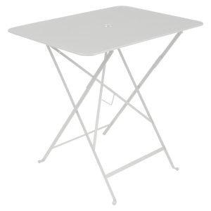 Fermob Bistro Pöytä Steel Grey 77x57 Cm