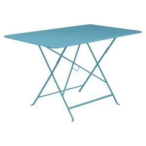 Fermob Bistro Pöytä Turquoise 117x77 Cm