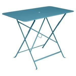 Fermob Bistro Pöytä Turquoise 97x57 Cm