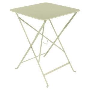 Fermob Bistro Pöytä Willow Green 57x57 Cm