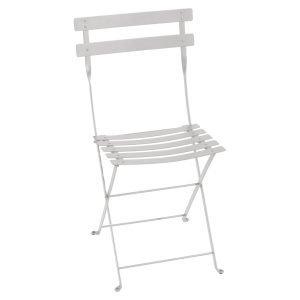 Fermob Bistro Tuoli Steel Grey