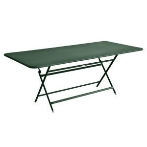 Fermob Caractere Pöytä Cedar Green 190x90 Cm