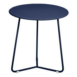 Fermob Cocotte Pöytä / Jakkara Deep Blue
