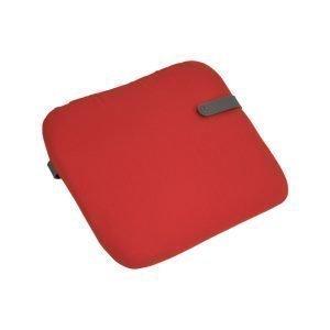 Fermob Color Mix Istuintyyny Candy Red 41x38 Cm