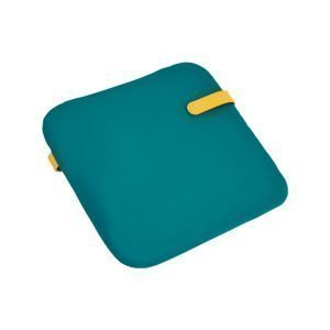 Fermob Color Mix Istuintyyny Goa Blue 41x38 Cm
