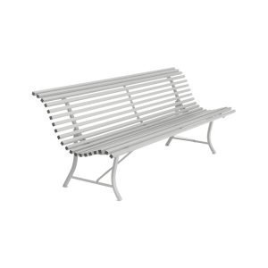 Fermob Louisiane Sohva Steel Grey 200 Cm