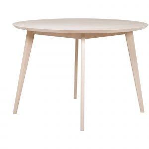 Finbo Ruokapöytä Pyöreä 110 Cm