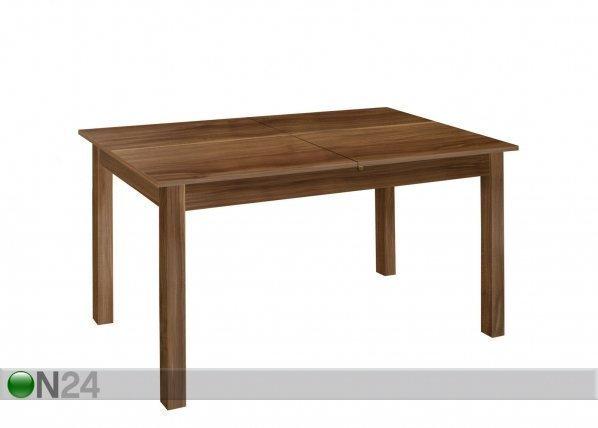Finori Jatkettava Ruokapöytä Coburg 90x160-200 Cm