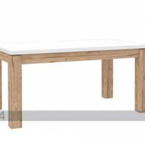 Forte Jatkettava Ruokapöytä 160-207x90 Cm