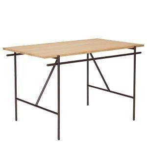 Frama Wd 1 Kirjoituspöytä Musta / Tammi