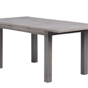 Furu Jatkettava Ruokapöytä 140+40x90 Harmaa