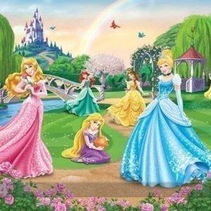 Gc Kuvatapetti Disney Prinsessat 244x305 Cm
