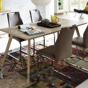 Germania Ruokapöytä Oslo 90x180 Cm