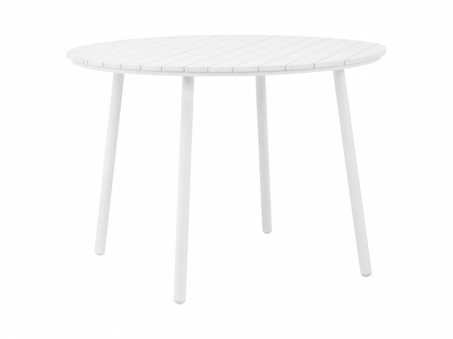 Granhamn pöytä 104 Valkea