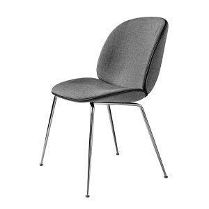 Gubi Beetle Dining Chair Tuoli Kromi / Remix 152