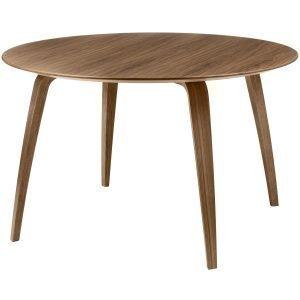 Gubi Ruokapöytä Jalopähkinäpuu