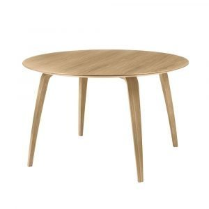 Gubi Ruokapöytä Tammi Ø120 Cm