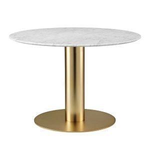 Gubi Table 2.0 Pöytä Ø130 Cm