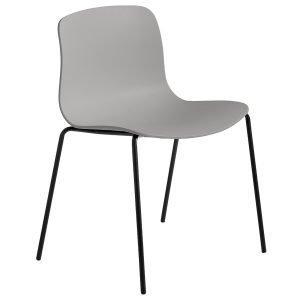 Hay About A Chair Aac16 Tuoli Betoninharmaa Musta