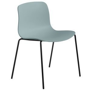 Hay About A Chair Aac16 Tuoli Dusty Blue Musta
