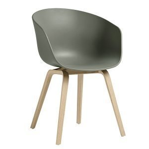 Hay About A Chair Aac22 Tuoli Mattalakattu Tammi Dusty Green