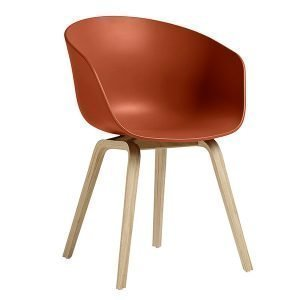 Hay About A Chair Aac22 Tuoli Mattalakattu Tammi Orange