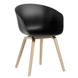 Hay About A Chair Aac22 Tuoli Tammi Soft Black