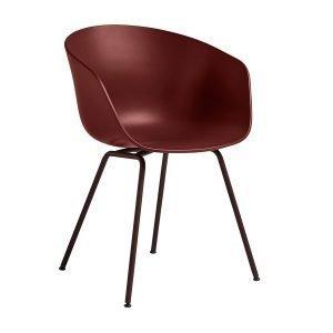 Hay About A Chair Aac26 Tuoli Tiilenpunainen