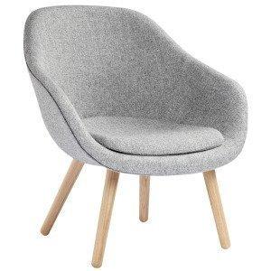 Hay About A Lounge Chair Aal82 Nojatuoli Istuintyynyllä Matala