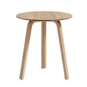 Hay Bella Sivupöytä Korkea Mattalakattu Tammi 45 Cm